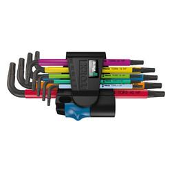9-Teilig Torx Stiftschlüsselsatz Multicolor
