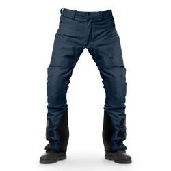"Blue ""Rally Raid"" pants"