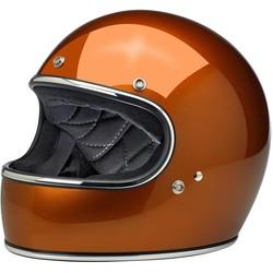 Gringo helm Gloss Copper ECE goedgekeurd