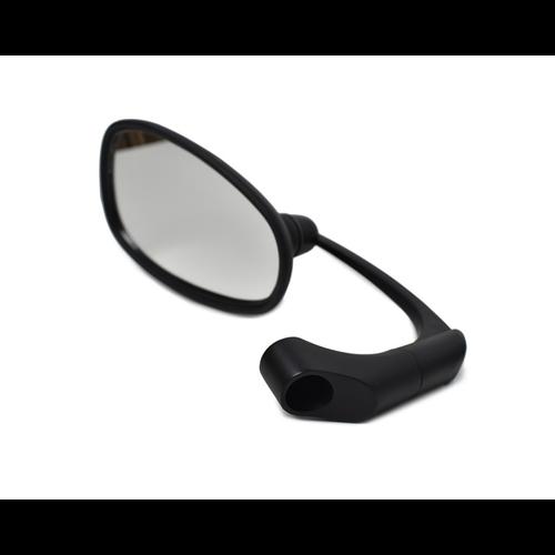 Verstelbare Bar End Mirror ABS Black