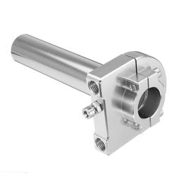 """CNC Aluminium Twistgrip 7/8"""" or 22 mm"""
