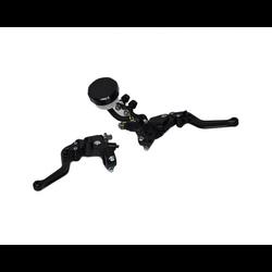 Axial Brems- / Kupplungssatz 17mm