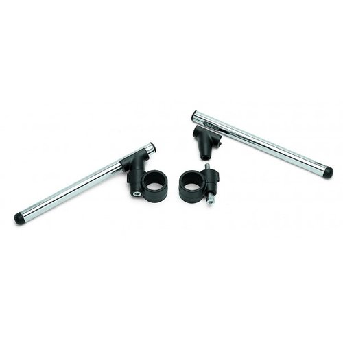 "Telefix ""Race"" clip-on handlebars (35mm - 42mm) TÜV approved"