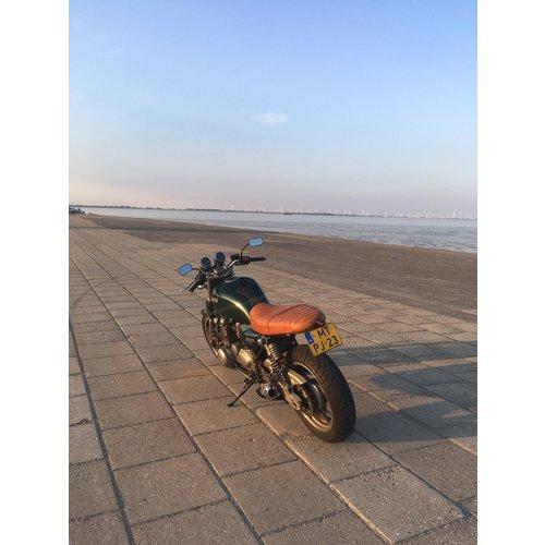 VENDU !!! Kawasaki Zephyr 750 Brat / Cafe Racer