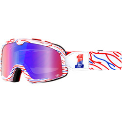Barstow Death Spray Customs Racing Goggles