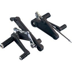 Yamaha Rearset Black Fixed