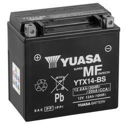 YTZ14-BS Maintenance Free Battery