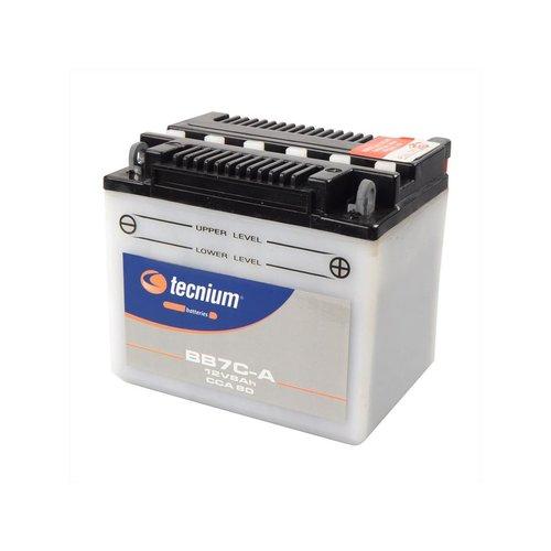 Tecnium BB7C-A Lood Accu met zuurpakket