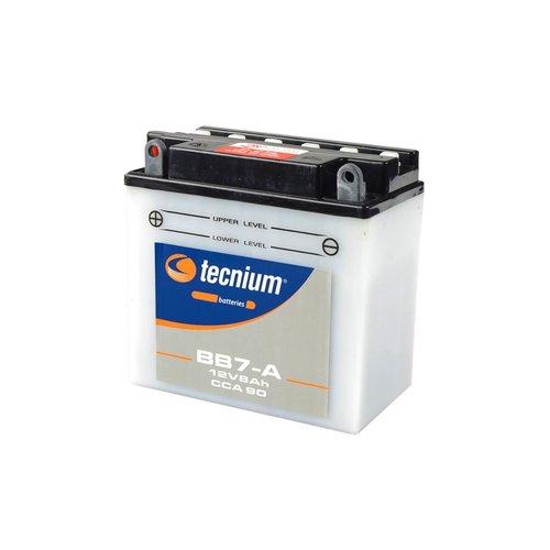 Tecnium BB7-A Lood Accu met zuurpakket