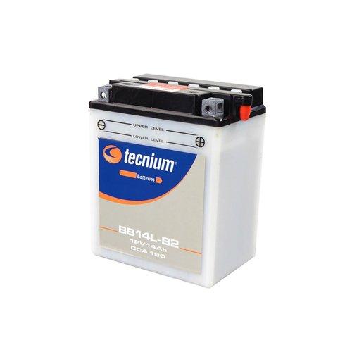 Tecnium BB14L-B2 Lood Accu met zuurpakket