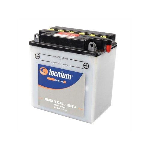 Tecnium BB10L-BP Lood Accu met zuurpakket