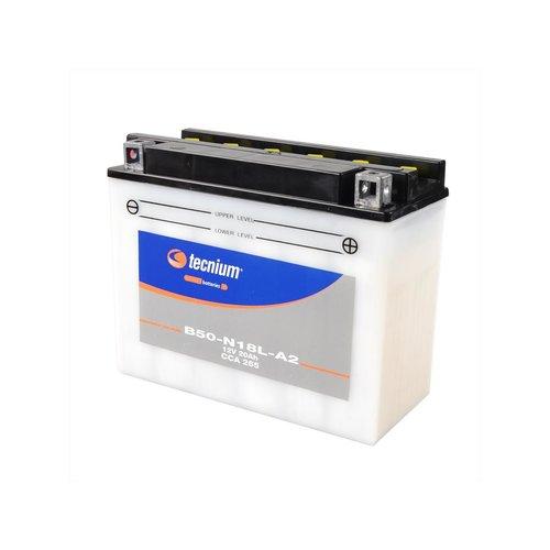 Tecnium B50N18LA2 Lood Accu met zuurpakket