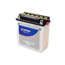 12N5.5-3B Lood Accu met zuurpakket