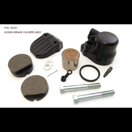 Front Brake Caliper Assembly Honda CB350F CB400F CB450 CB550