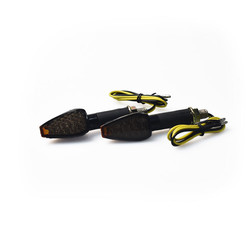 Set Peak-LED-Anzeige / Blinker Smoke