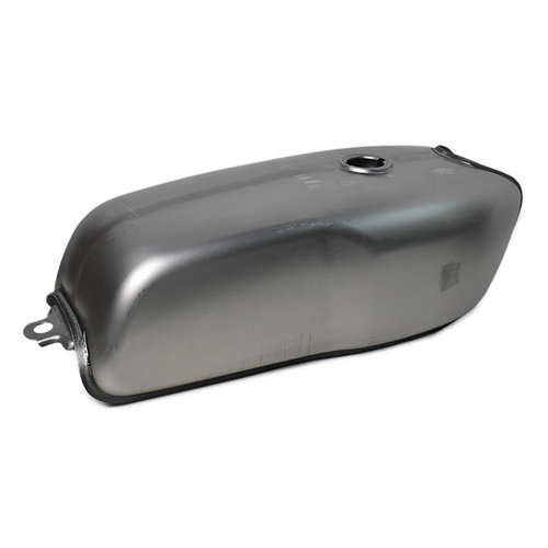 Retro Racing Style Fuel Tank with Accessories Type 1
