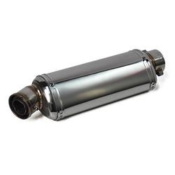 GP Silencer Short Stainless Steel 51mm + dB-Killer