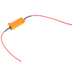 21W 26ohm Resistance for LED Turn Signals