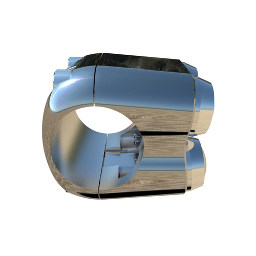 Motone 4 Button Schakelaar 22MM Chrome