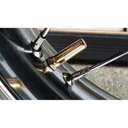 Ballista brass valve caps