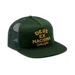 Moreno Trucker Green