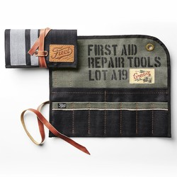 Werkzeugrolle - Erste-Hilfe-kit