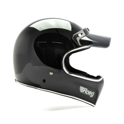 Peruna Helm Black Gloss