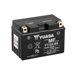 YT12A-BS Maintenance Free Battery
