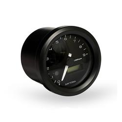 48MM Velona Tacho Black 9.000 RPM