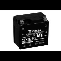 YTX5L-BS Onderhoudsvrije Accu