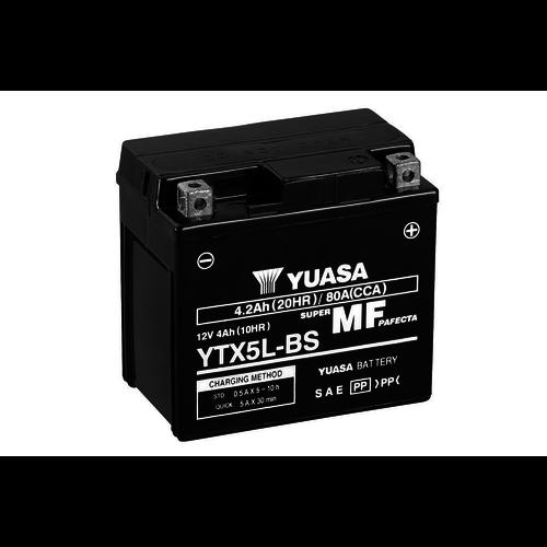 Yuasa YTX5L-BS Wartungsfreie Batterie