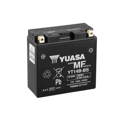YT14B-BS Maintenance Free Battery