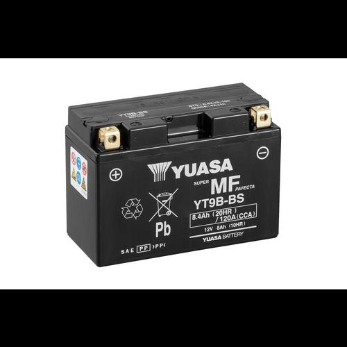 Yuasa YT9B-BS Maintenance Free Battery