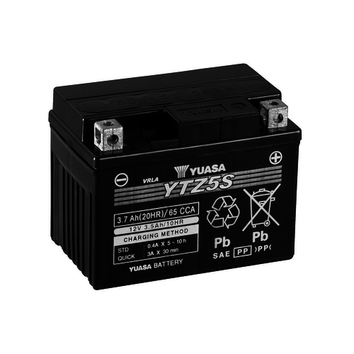 Yuasa YTZ5S Maintenance Free Battery