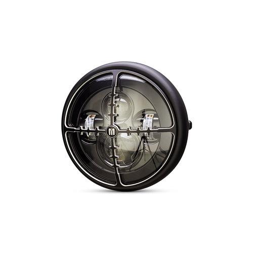 "7 ""Cross Hair Multi LED-projector koplamp"