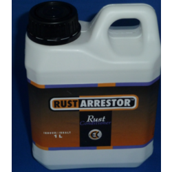 1ltr Professional Rust remover