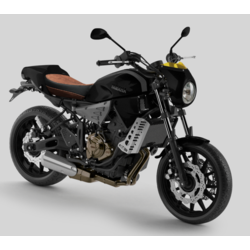Bolt-on Cafe Racer Kit voor Yamaha XSR700