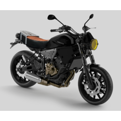 Bolt-on Scrambler Kit for Yamaha XSR700