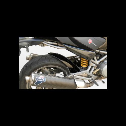 C.Racer Achterspatbord Met ketting Beschermer voor Ducati Monster 620