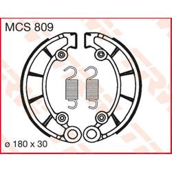 Honda CB Patins de frein MCS809