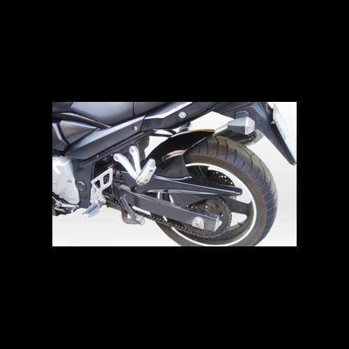 C.Racer Achterspatbord Met ketting Beschermer voor Suzuki GSF 650 Bandit