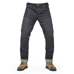 """Greasy"" Selvedge-broek"