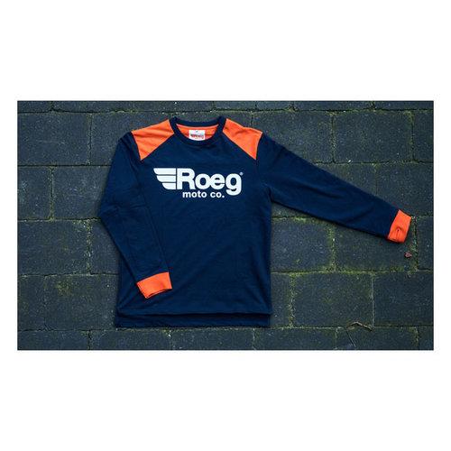 Roeg Ricky Jersey Navy/Oranje