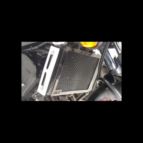 C.Racer Radiator Grill voor Yamaha  FZ6 Fazer S2 '05+
