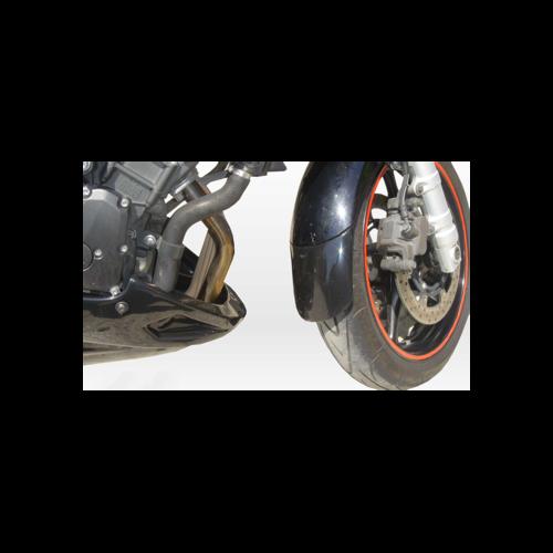 C.Racer Voorspatbord Verlenger voor Yamaha  FZ6 Fazer S2 '05+
