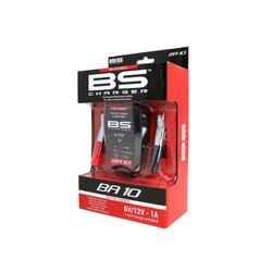 STUNT! Battery charger / trickle charger BA10 6V / 12V 1000MA