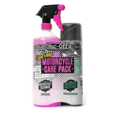 Motorcycle care Duo-kit
