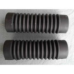 Set Front fork covers / Gaiters BSA  Bantam D7, D10, D14 , B175 etc
