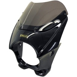 "Mini Cafe Fairing Windshield for 5.75"" Headlights"