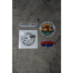 Stickers Ironwood